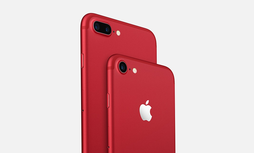 save off fa96f 5146f Apple releases iPhone 7 Red, new iPad, new app and upgrade - TECH FOE