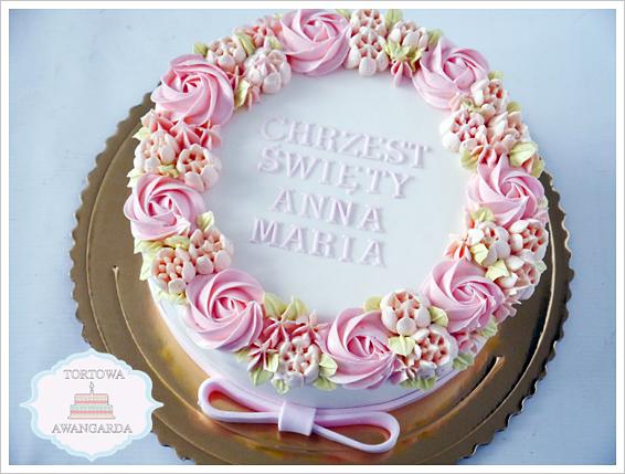 torty na chrzciny Warszawa