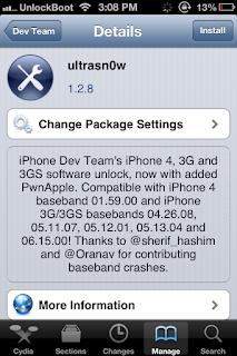 Ultrasn0w 1. 2. 8 скачать.