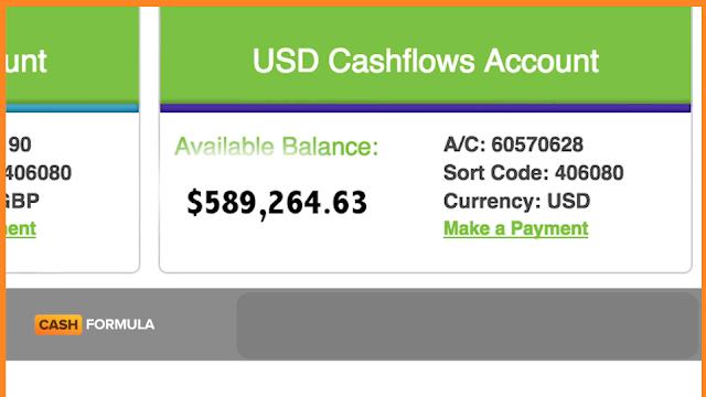 Cash Formula