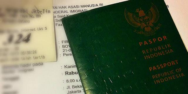 Cara Mengajukan Paspor di Taiwan Bagi Kaburan dan Dan Kehilangan