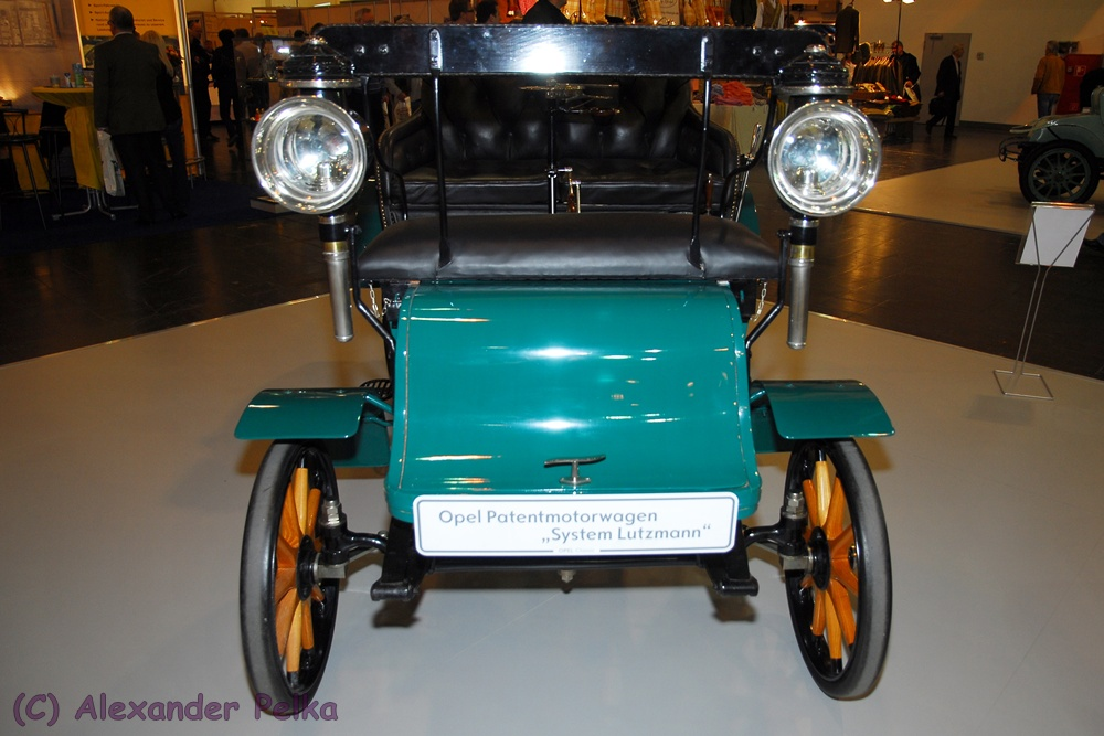 Onkel Pelles Bilderbuch: Auto des Tages Teil 570 - Opel Patent ...