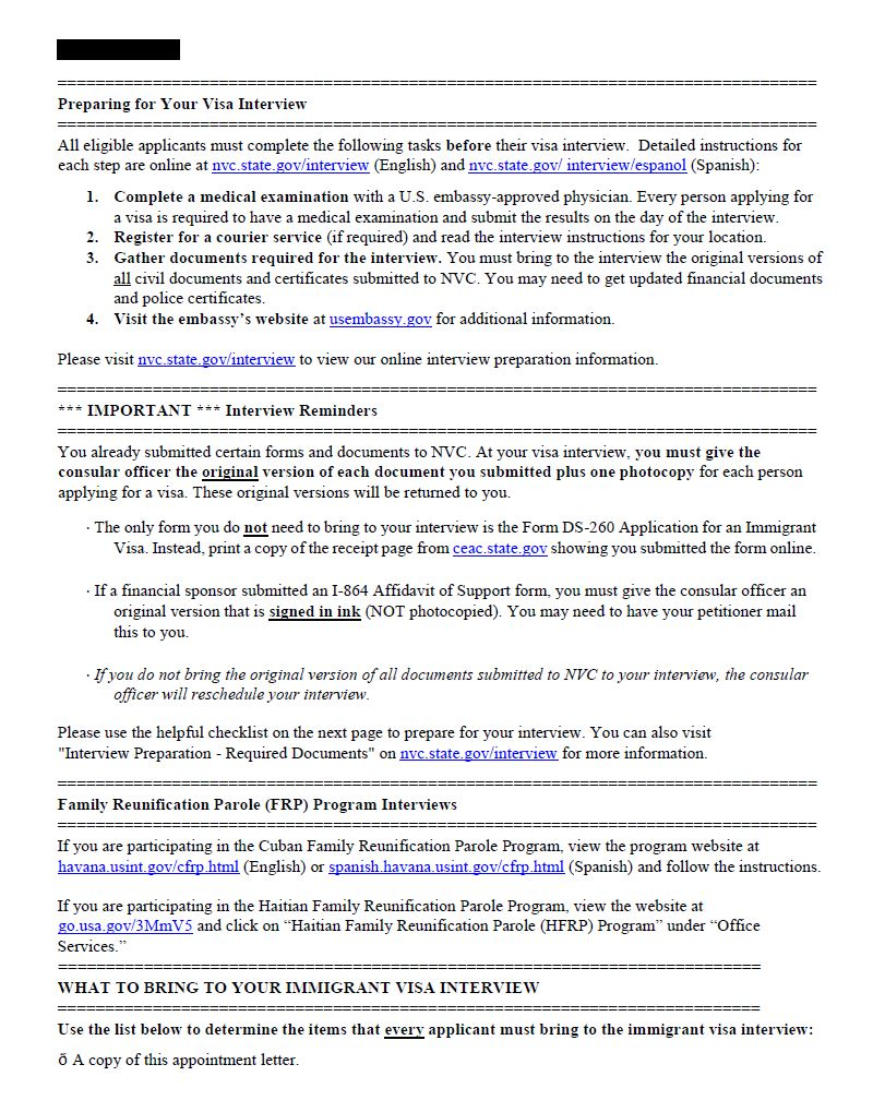 Affidavit Of Support For Employment Based Green Card