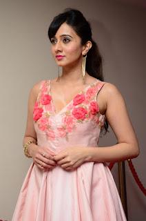 Harshika Poonacha At Udgharsha Trailer Launch