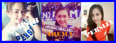 Ladies Viking Persib, Jak Angel, dan Aremanita