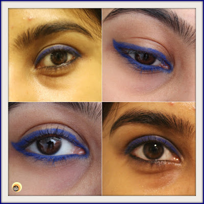 EOTD WITH Faces Canada Ultime Pro Matte Eye Pencil Dazzling Blue 05