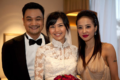 Stefanie Sun wedding pictures