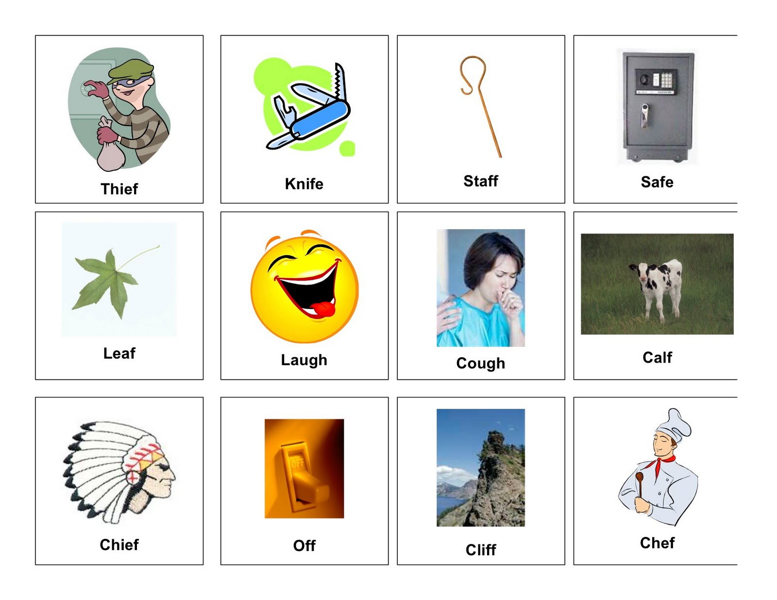 Clear Speech Therapy F Sounds