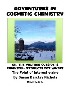 My new e-zine: Cold emulsifiers