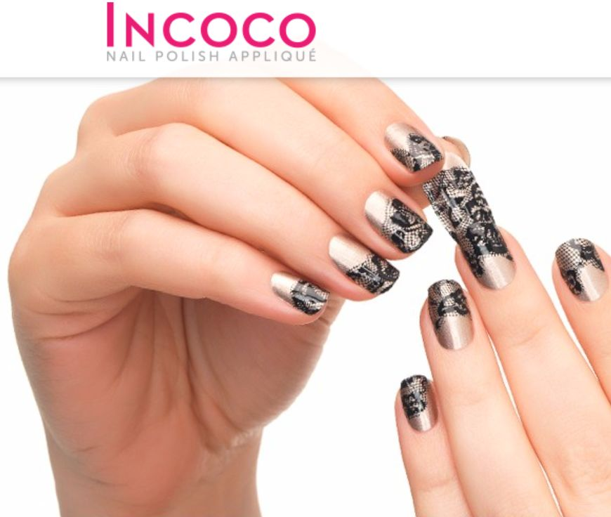 60040d1ded0 Beauty Review  Incoco Nail Polish Applique - 7 Seasons Style