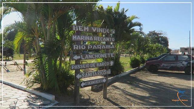 Marina Recanto do Rio Paraíba
