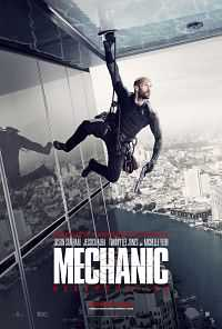 Mechanic Resurrection (2016) Dual Audio 300mb Hindi HDRip