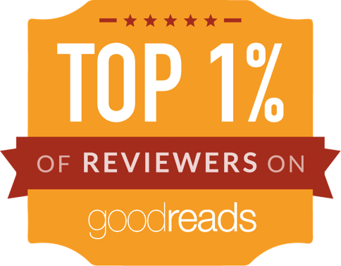 GOODREADS TOP 1%!!!