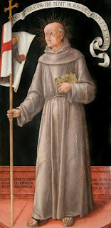 St John of Capistrano as  depicted by the German- Hungarian artist Karoly Lotz