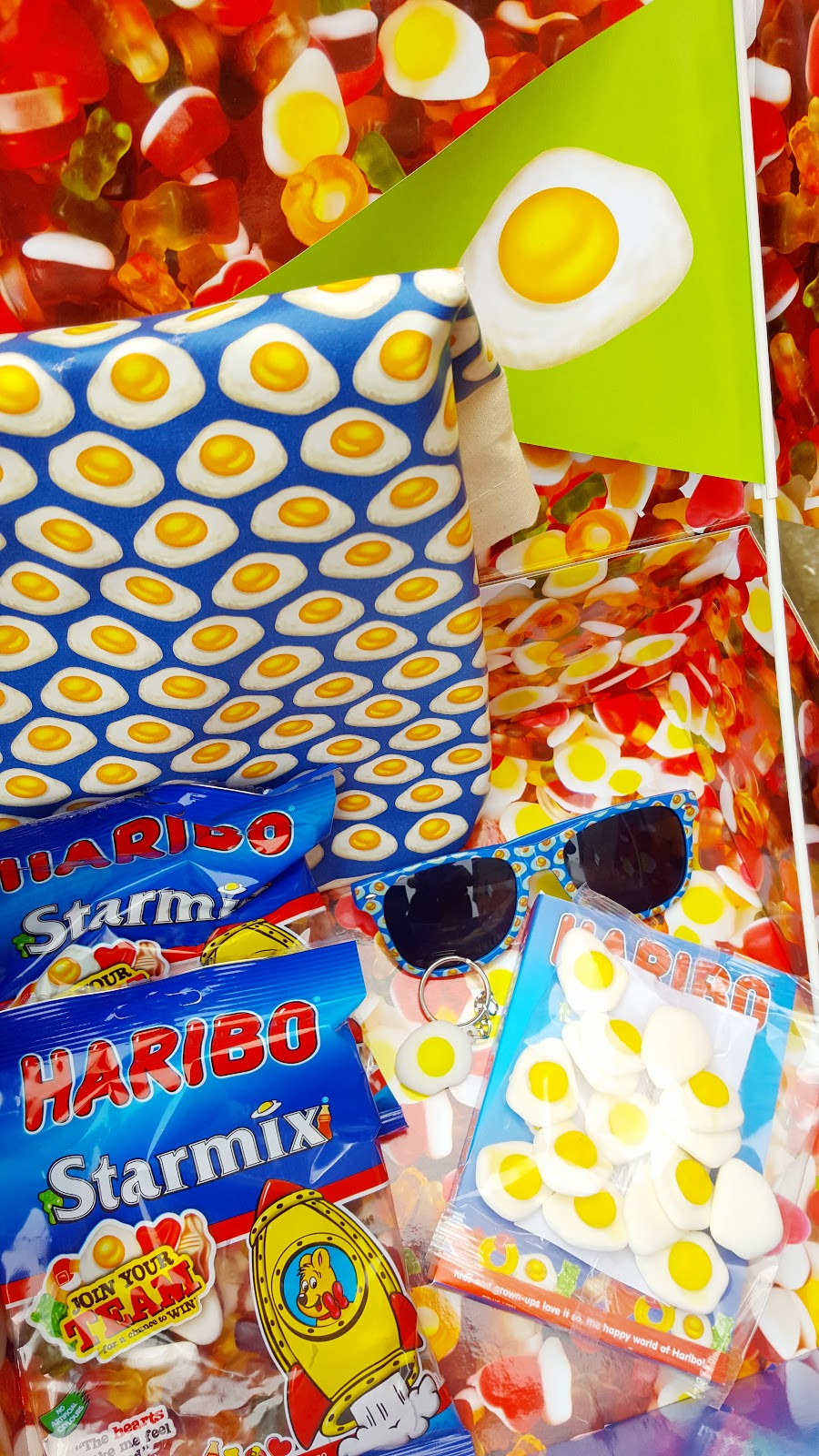 HARIBO Starmix: Join Your Team: Team Egg Here!!