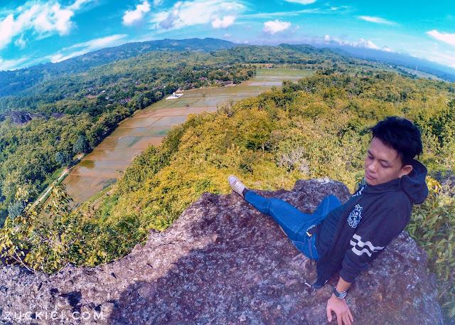 Gunung Sepikul Lokasi Syuting Sinetron Wiro Sableng