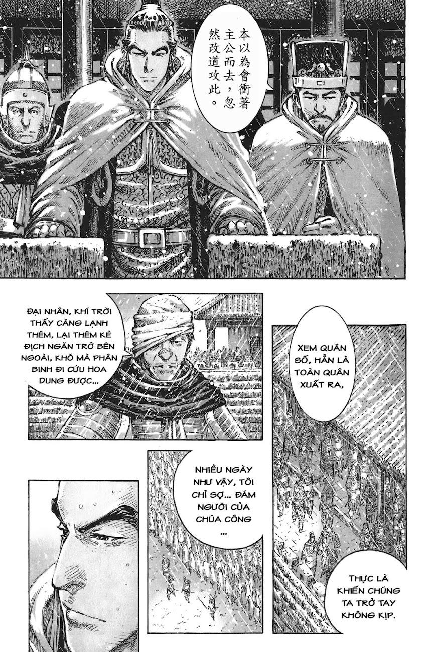 Hỏa phụng liêu nguyên Chương 438: Một câu thực lòng [Remake] trang 3