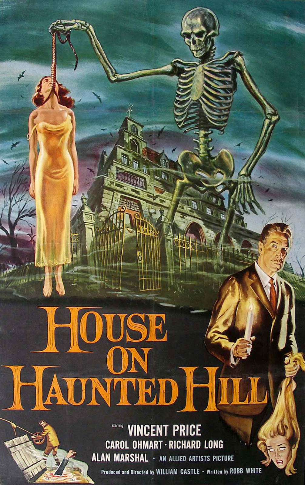 Movies like House on Haunted Hill