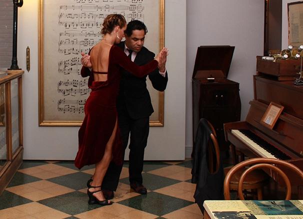 Tango y tanguerias en Montevideo