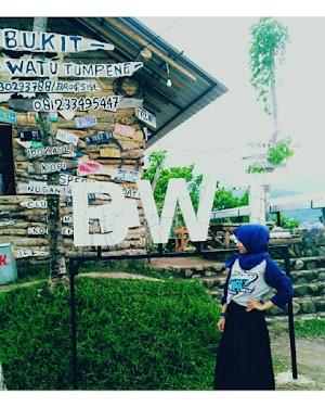 Indahnya Bukit Watu Tumpeng BWT yang Instagramable Banget Di Prigen Pasuruan