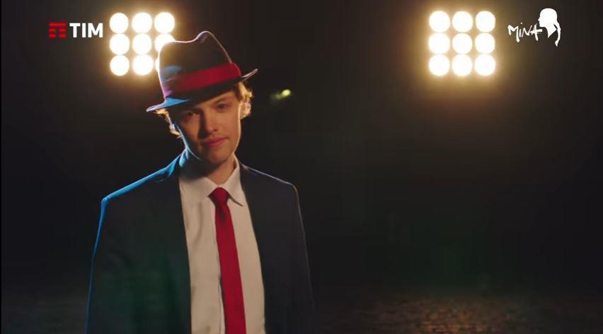 Canzone TIM pubblicità È bello avere MINA - Musica spot Febbraio 2017