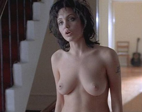 Angelina Jolie Caught Naked 94