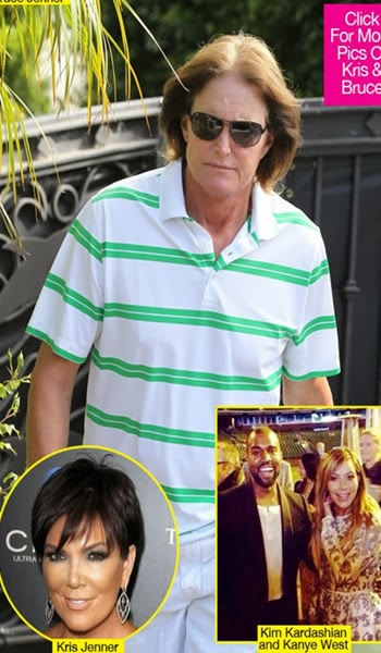 Debe Bruce Jenner Llevar A Kim Kardashian Al Altar?