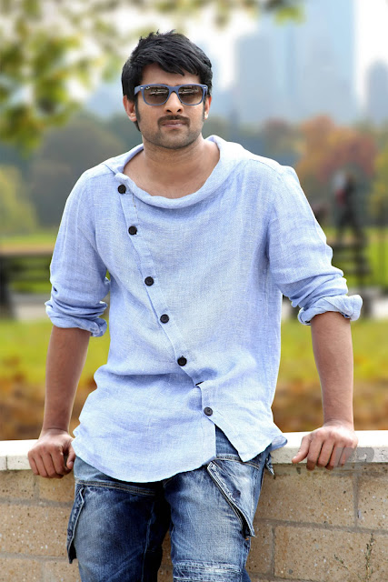 Famous Telugu Prabhas Stylish HD Wallpapers