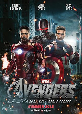 Avengers: Age of Ultron (2015) Worldfree4u - Watch Online Full Movie Free Download 400MB HDRip 480P Dual Audio - Khatrimaza, Movierulz