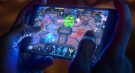 phone for gaming razer 2