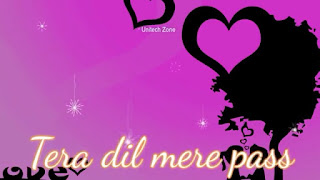Tera Dil Mere Paas Whatsapp Status Love Video