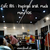 Hihi cafe and eatery : Inspirasi Anak Muda Masa Kini