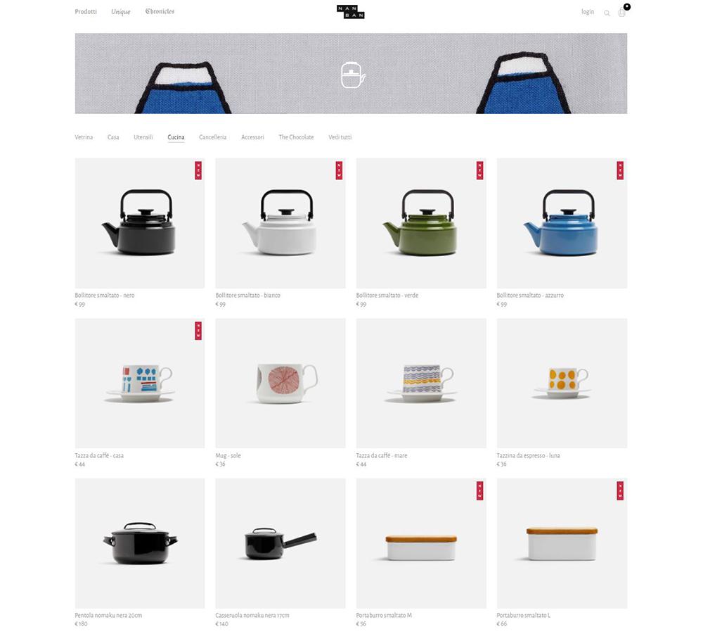 acquistare accessori casa stile giapponese online