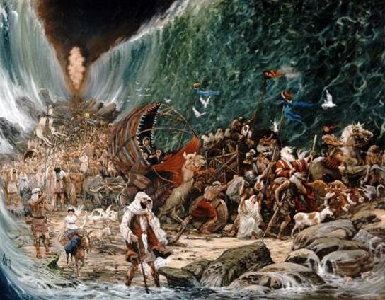 Arqueólogo Confirmam que Moisés Atravessou o Mar Vermelho Após Incrível Descoberta
