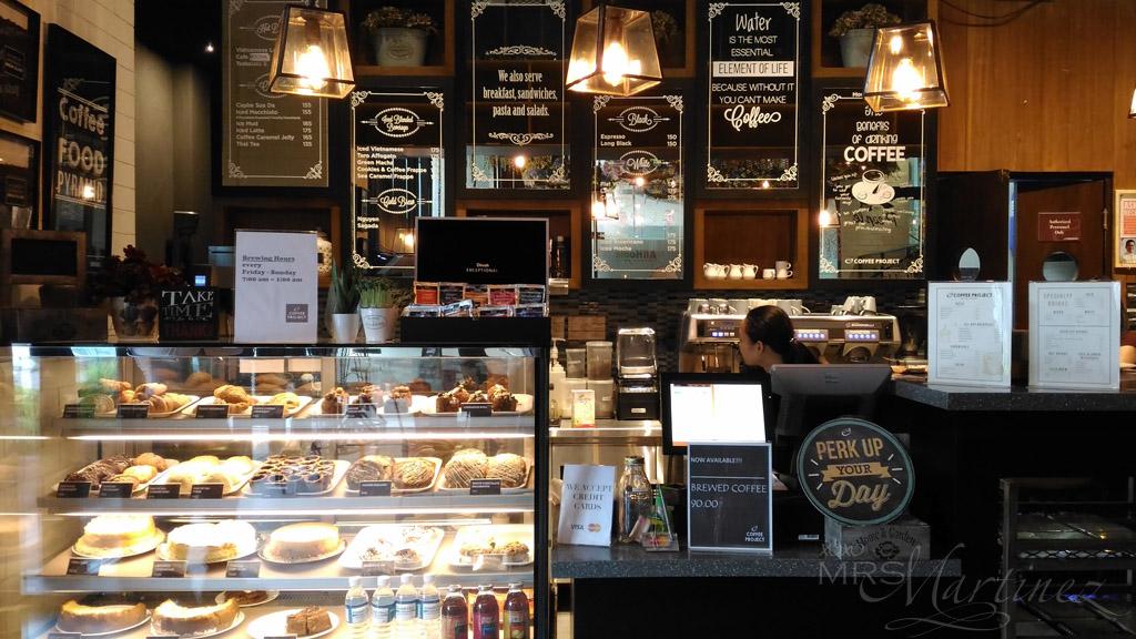 Glad Cafe New Menu