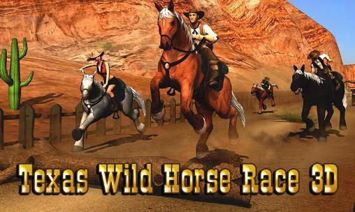 Wild horse race 3D