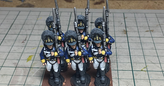 Wet Paint: some more Wurttembergers