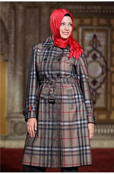 60a3fb2d915da Tesettür Style: Tekbir Giyim 2012-2013 Sonbahar-Kış Koleksiyonu