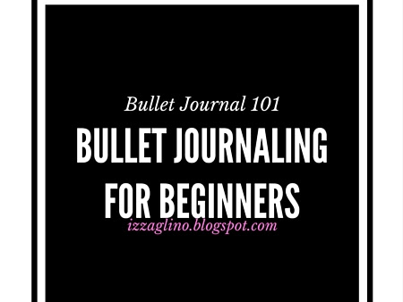 BuJu | Bullet Journaling for Beginners