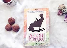 Romance psicografado de Alice Walker ,simbolo da luta do feminismo