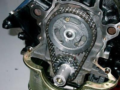 sebutkan bagian utama mesin bensin