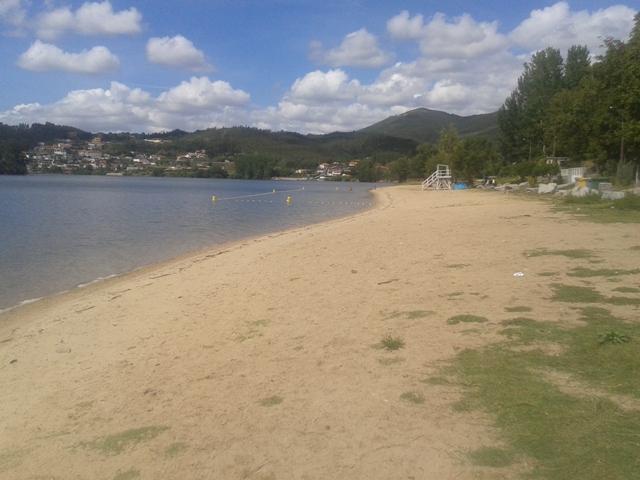 Areal da Praia de Melres