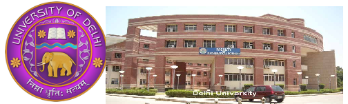 admission process of du delhi university
