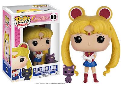TOYS : JUGUETES - FUNKO POP Sailor Moon  Figura de Vinilo | Vinyl Figure | Muñeco  Producto Oficial 2016 | A partir de 14 años  Comprar en Amazon España & buy Amazon USA