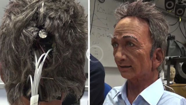 Meet Charles, the mind-reading robot created to read human emotion in ground-breaking project