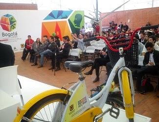 préstamo de bicis en el Eje Ambiental