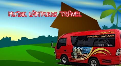 Travel Mudik Lampung