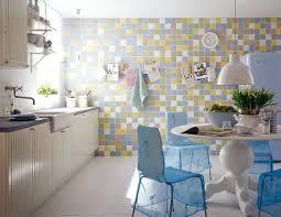 colores pastel en cocina