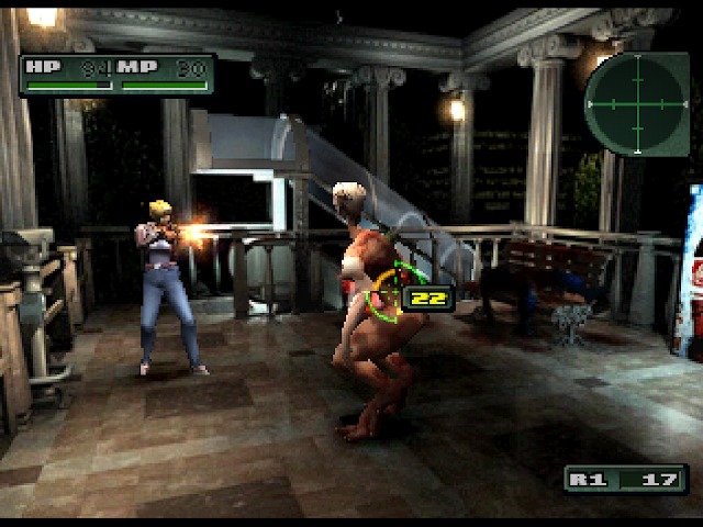 Parasite Eve 2 screenshot 1