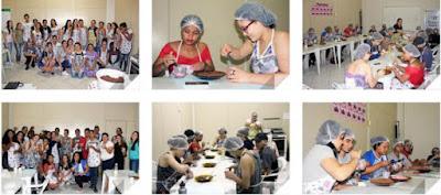 CRAS Central promove Oficina de Culinária para Adolescentes em Registro-SP